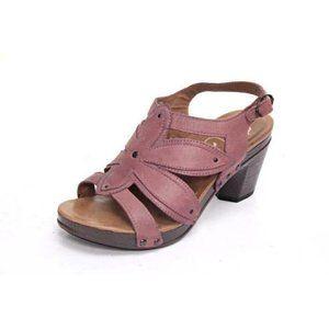 NWOB Dansko sandals  NINA floral shoes strappy wom